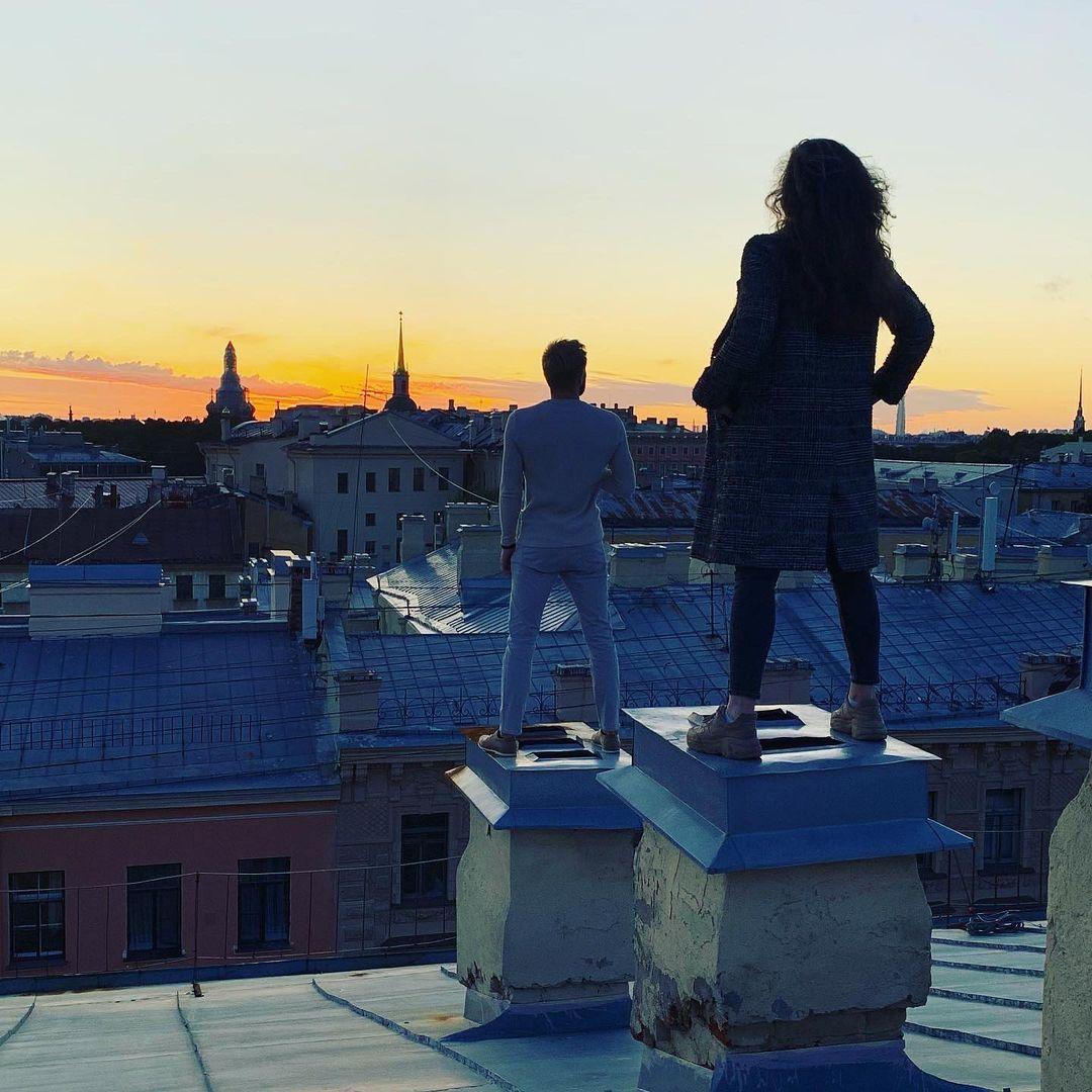прогулки по крышам спб