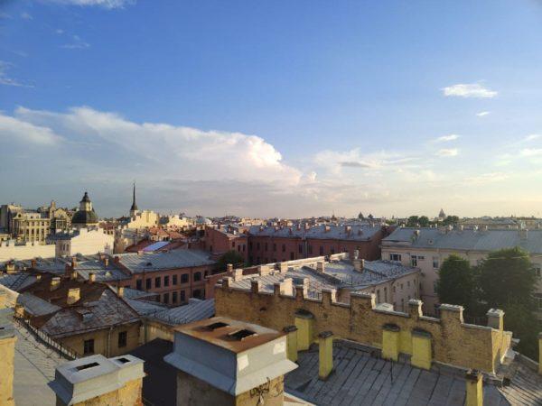 экскурсии по крышам