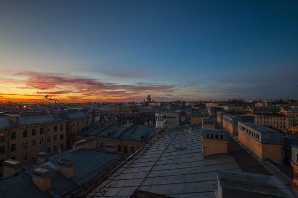 свидание на крышах